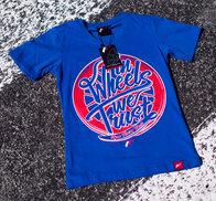 JR Women's T-Shirt Trust Blue