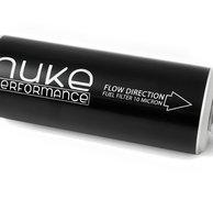 Nuke Performance Bränslefilter - Slim 10 micron