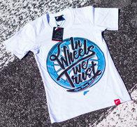 JR Women's T-Shirt Trust White