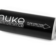Nuke Performance Bränslefilter - Slim 100 micron
