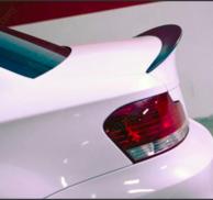 SPOILER I KOLFIBER TILL BMW E82 (07- -->)