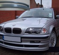 Frontspoiler Add-on Alpina - Bmw E46 4dr