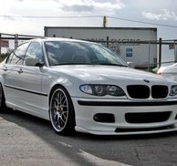 Frontspoiler Splitter - Bmw E46 M-tech