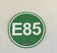 E85 Dekal