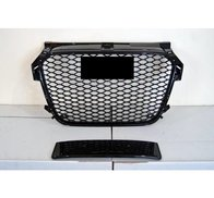 Grill Audi A1 12-15 Look RS1 Black