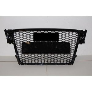 Grill Audi A4 Look RS4 B8 09-12