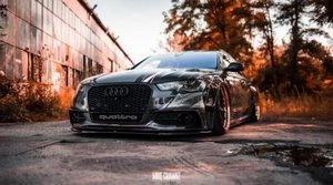 AUDI S6 C7 AVANT 2015- Wide body kit