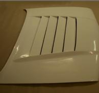 Huv - Bmw E30 Glasfiber