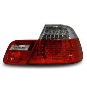 BMW E46 CAB Baklyktor LED  (99-03) - Set