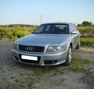 Frontspoiler - Audi A8 95-99