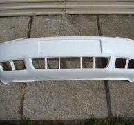 Frontspoiler OEM Style - Audi A8 99-02