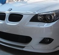 Frontspoiler splitter - Bmw E60 M-tech