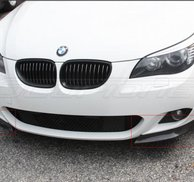 Frontspoiler splitters - Bmw E60 M-tech