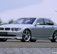 Frontspoiler Add-on Hamann - Bmw E65