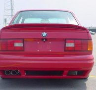 Frontspoiler GTS style - Bmw E30