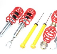 TA Technix coilover kit Audi A4 type 8E
