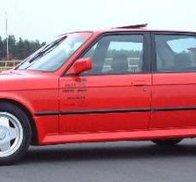 Sidokjolar - Bmw E30