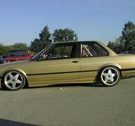 Sidokjolar M3 style - Bmw E30