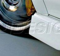 PU Design - JDM Front Aero Guard Subaru Impreza