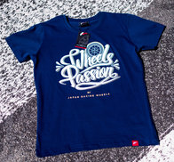 JR Men's T-Shirt Passion NavyBlue