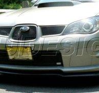 PU Design - CS Style  Front Lip Subaru Impreza 06/07