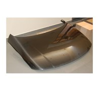 Carbon Fibre bonnet Audi TT 98-05, without air intake