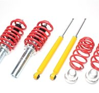 TA Technix coilover kit Audi