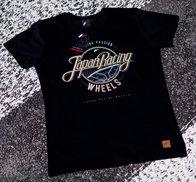 JR Men's T-Shirt Rolling Black