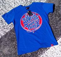 JR Men's T-Shirt Trust Blue