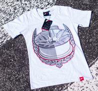 JR Women's T-Shirt JR-18 Laurel White