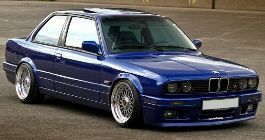 Royal Parts Frontspoiler M Tech Style Bmw E30